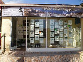 White Villas In Spain - Shop
