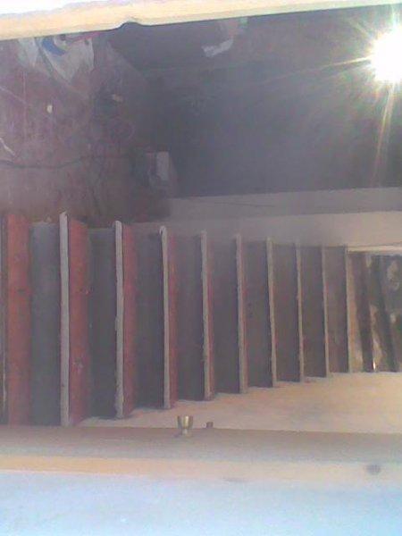 colocacion de escalera OJACASTRO