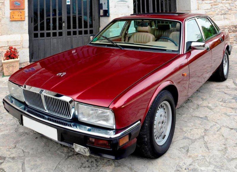 Este Jaguar para el día de tu boda, evento especial, regalo,...