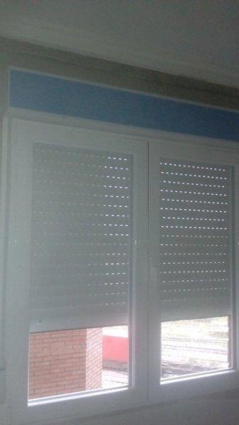 Suministro y colocación de ventanas