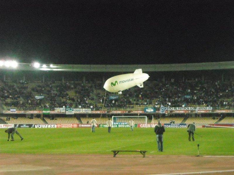 Zeppeling Santiago