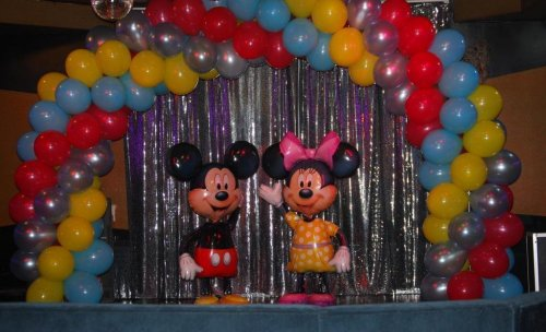 FIESTA MICKEY-MINNIE