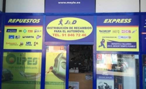 Repuestos J&D Express