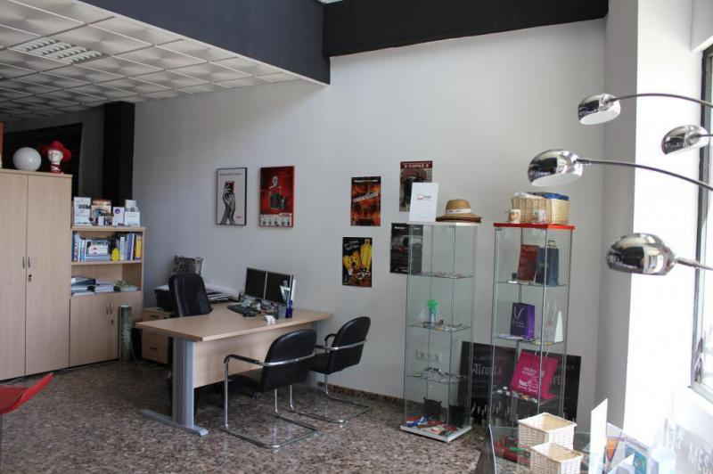 Oficina en Badajoz