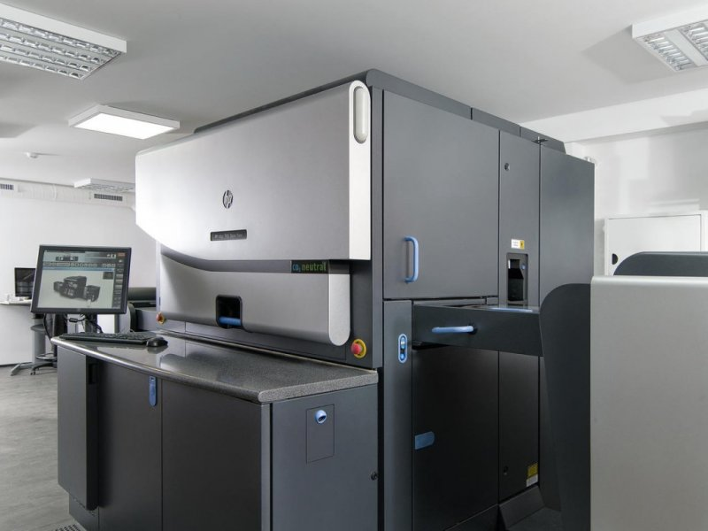 imprenta HP indigo - imprenta digital en Madrid - www.estilosmultimedia.com