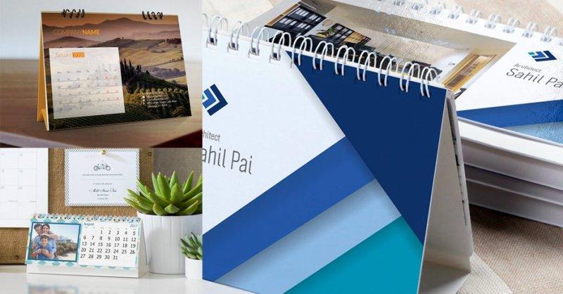 Ahora puedes imprimir calendarios personalizados en nuestra Imprenta on-line