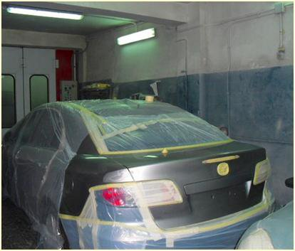 David & Jose Cars, taller de chapa y pintura en Madrid