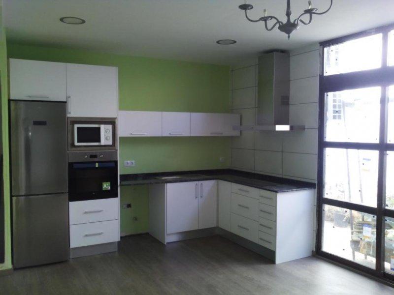 cocina reforma integral obra, ventanas , muebles , electrodom etc