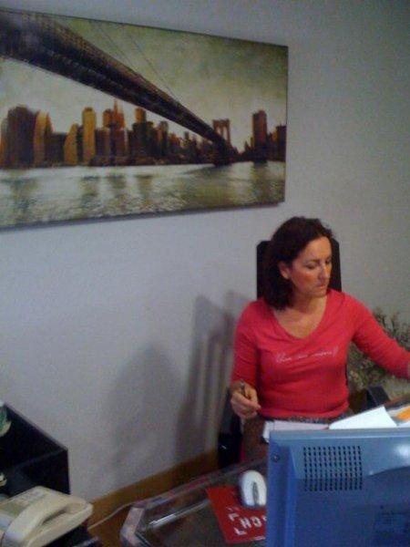 foto de mi despacho