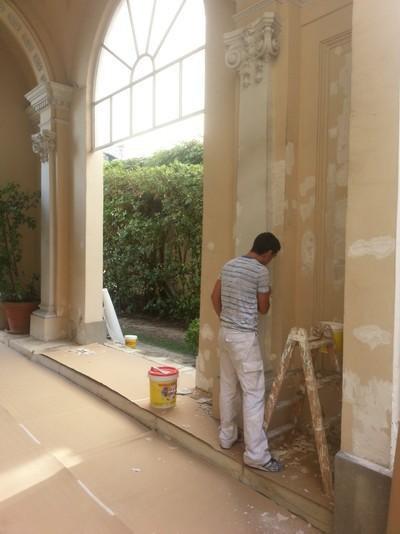 Pintores J. Casado