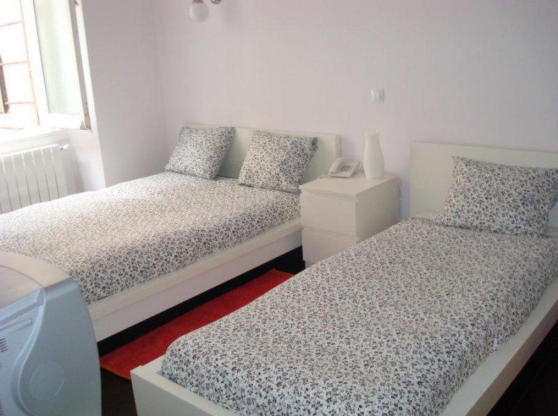 Habitaciones Twin Hostal Pizarro