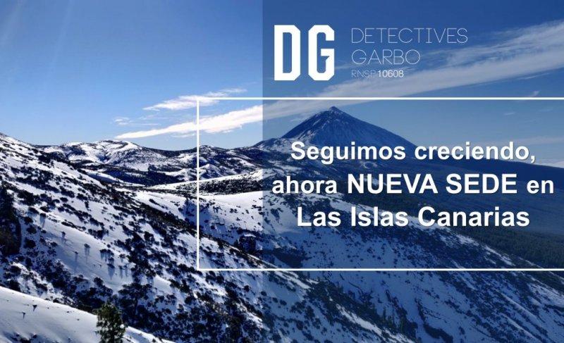 Detectives Garbo en Tenerife