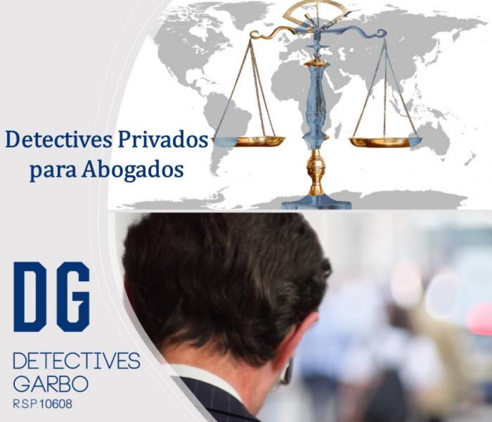Detectives privados Tenerife para abogados