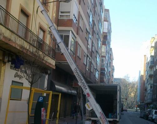 Mudanzas desde Valladolid, Mudanzas Transmuinsa