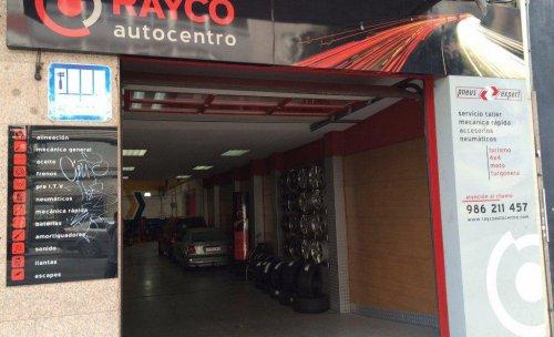 Rayco Autocentro - Taller mecánico, neumáticos, chapa y pintura en Vigo