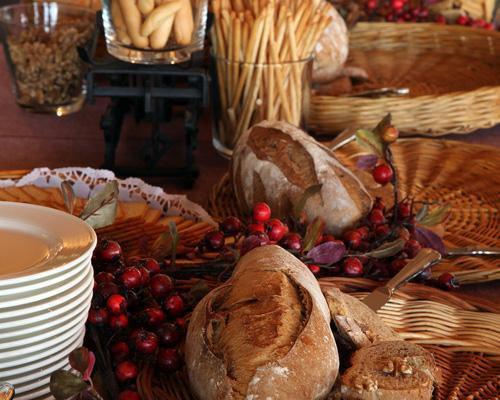 Bodegón de panes