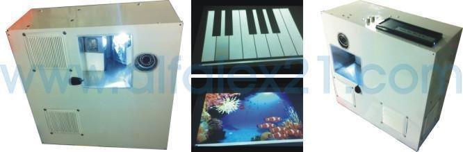 UPI unidad de proyeccion interactiva