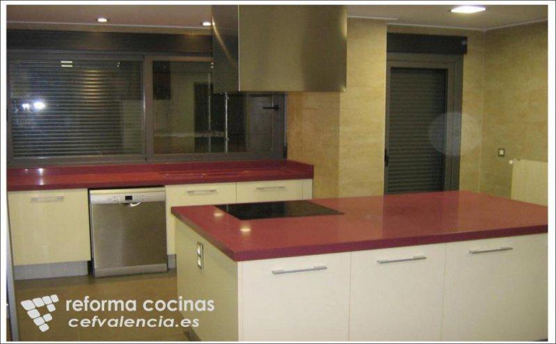 Reforma de cocinas en Valencia