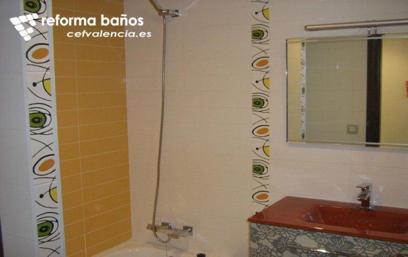 Reforma de baños y aseos en Valencia