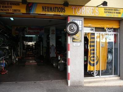 Local Neumáticos Torres