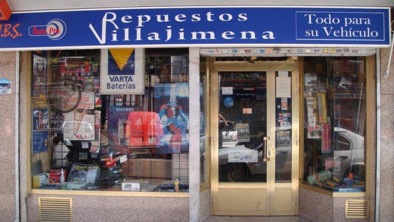 Repuestos Villajimena