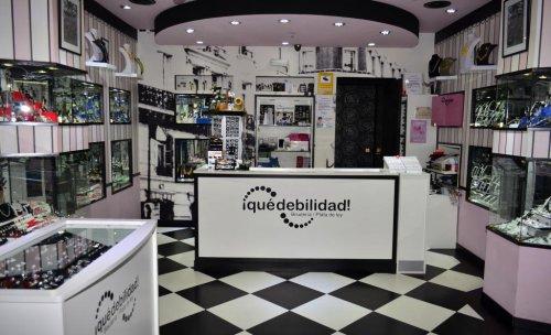 ¡Qué Debilidad! C.C. Las Rambla (Coslada, Madrid)