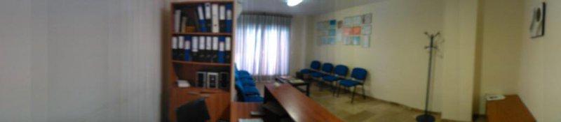 Sala de espera del Centro de Psicología AARON BECK en Granada