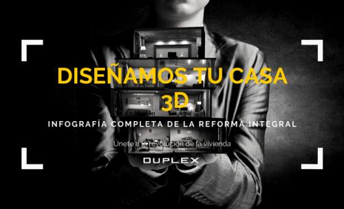 Servicios infografia 3D DUPLEX