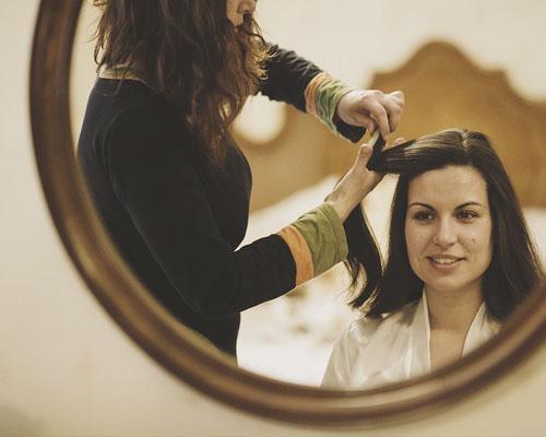 Maquillaje y estilismo profesional para novias