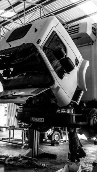 trucdeal mecanica de camiones