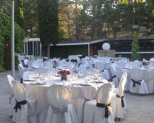 Un espacio referente para bodas