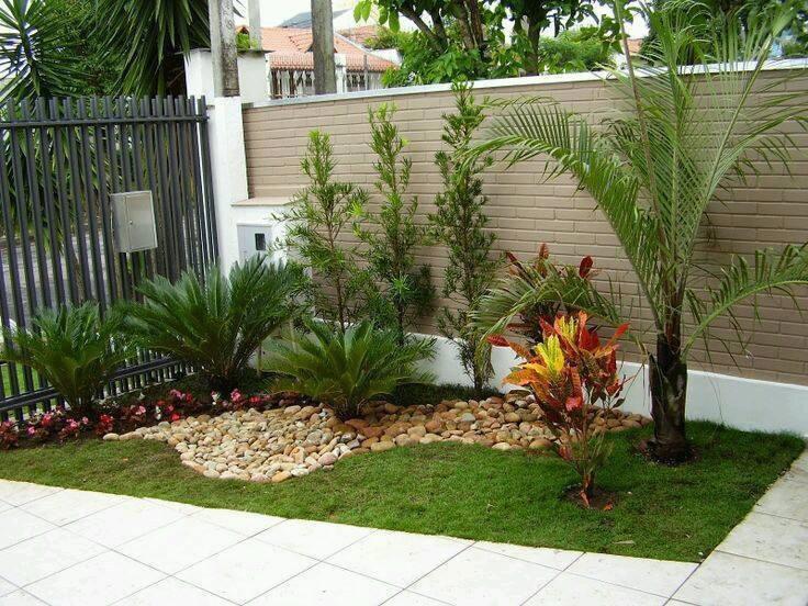 Jardin futurista