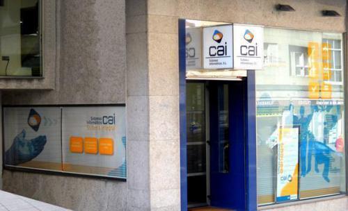 Oficina Central CAI Sistemas Informáticos