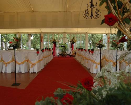 Un lugar único para una boda única