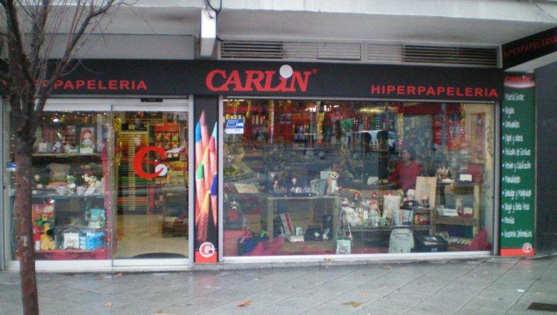 CARLIN Móstoles - Constitución detalle izd.
