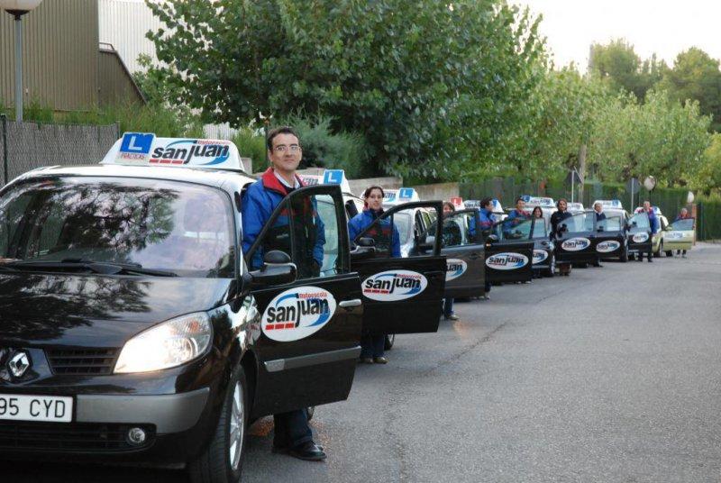 flota de coches 2008
