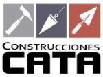 LOGO Contrucciones y Reformas CATA en Calpe, Benissa, Moraira...