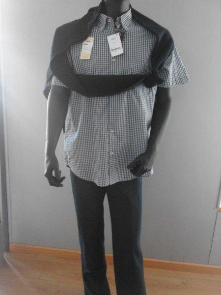 jersey punto hombre hasta 3xl 29,99€