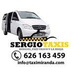 Taxi miranda de ebro/sergio taxis