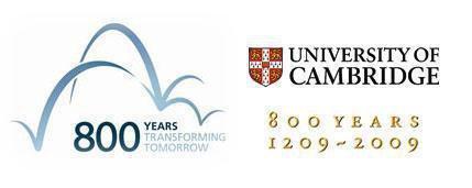800 th CAMBRIDGE Univerisity