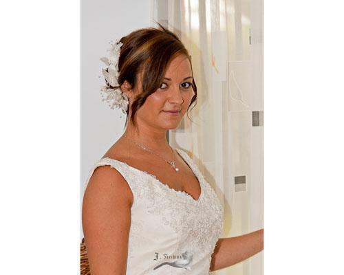 La novia en su casa