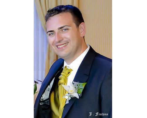 El novio antes de la boda