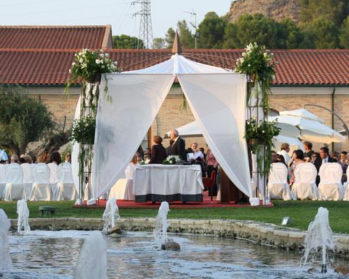 Decoracion de ceremonias