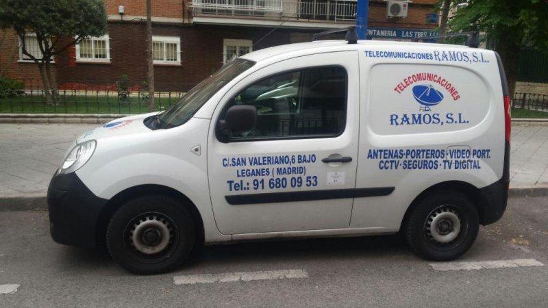 Telecomunicaciones Ramos