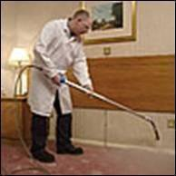 Desinfeccion de habitaciones sin quimicos