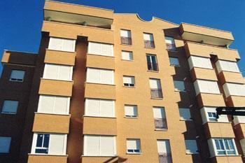 Edificio para 35 viviendas en Humanes de Madrid.