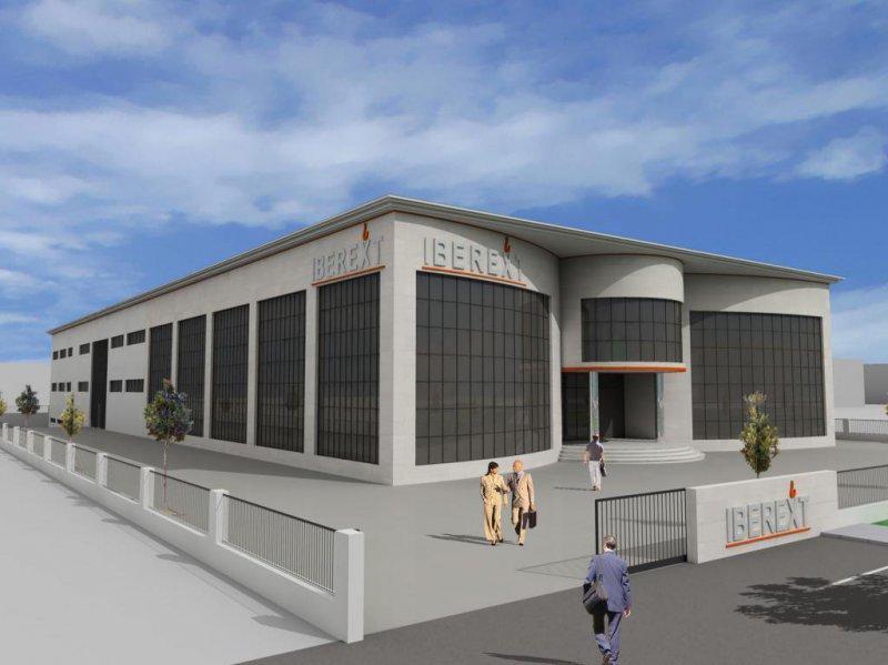 Nave Industrial para Iberext en Arganda del Rey