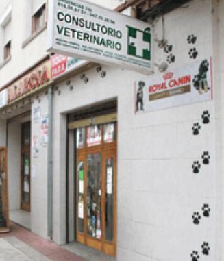 entrada tienda