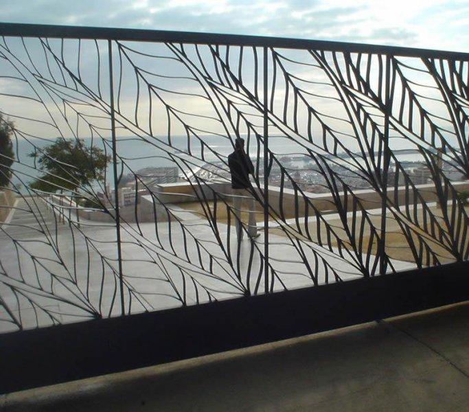 Cerrajería Candela, estructuras metálicas y vidrio en Alicante
