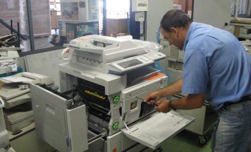 ServicioTécnico Oficial HP y Sharp